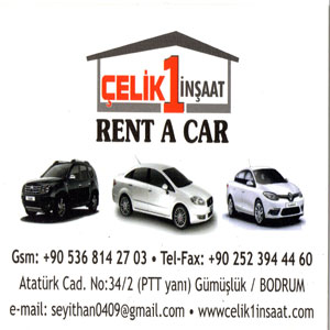 Gümüşlük Rent a Car