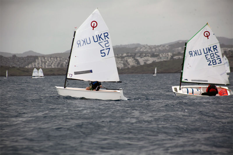 6. Bodrum International Optimist Regatta