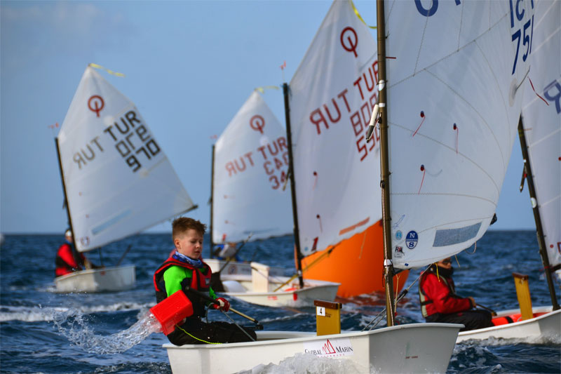 Bodrum International Optimist Regatta 2
