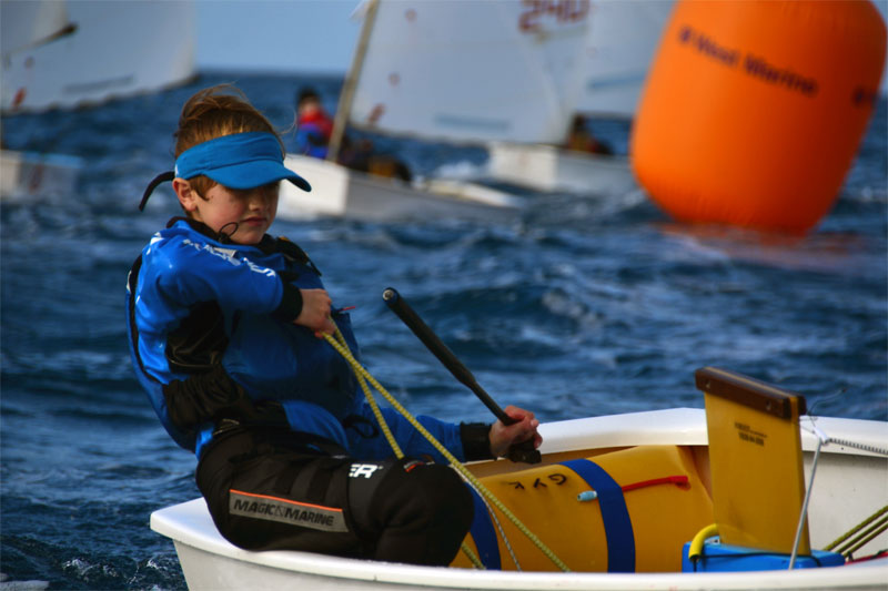 Bodrum International Optimist Regatta 3